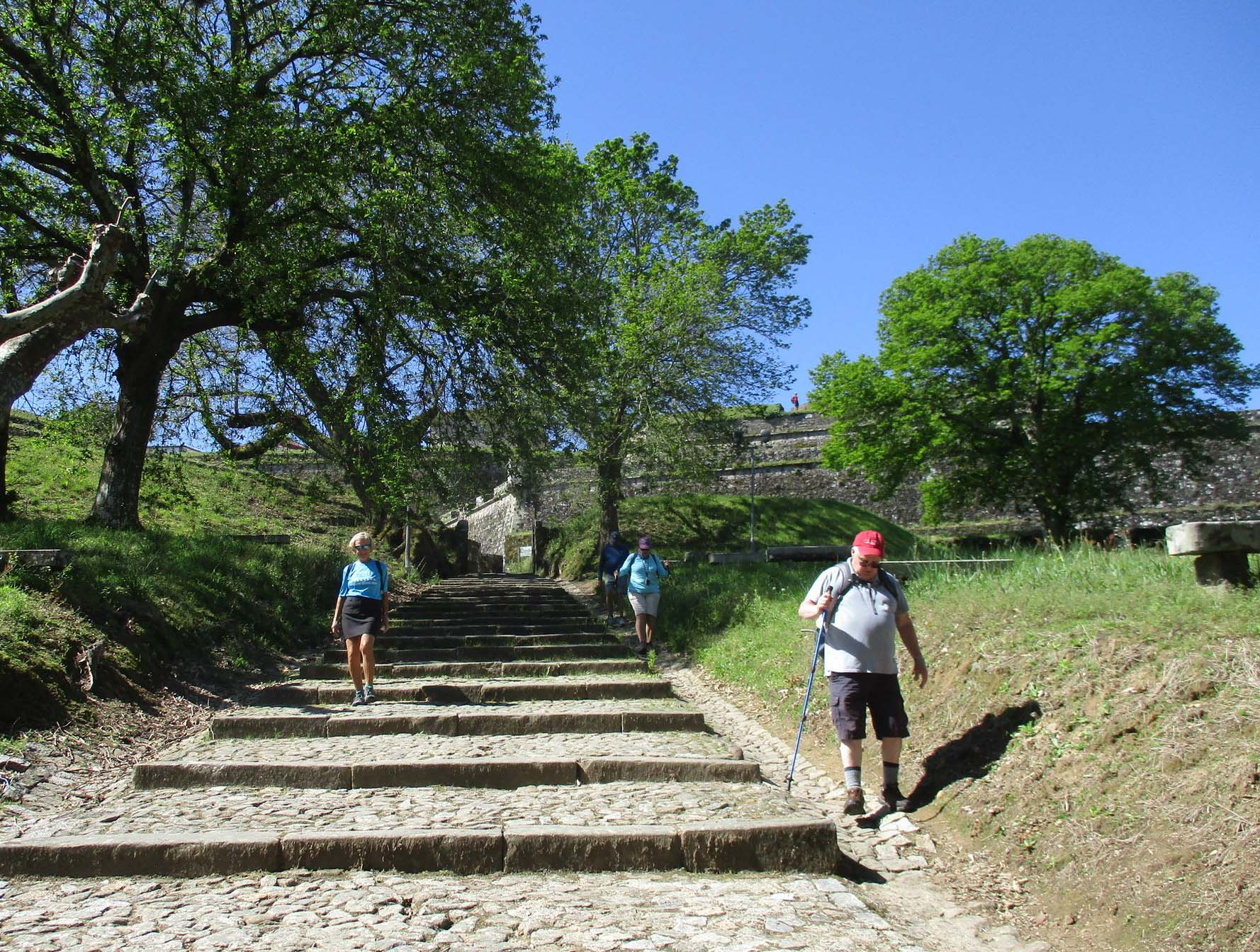 Outdoor Kinder Camino De Santiago Tour Photos And Guided Walking Tours From