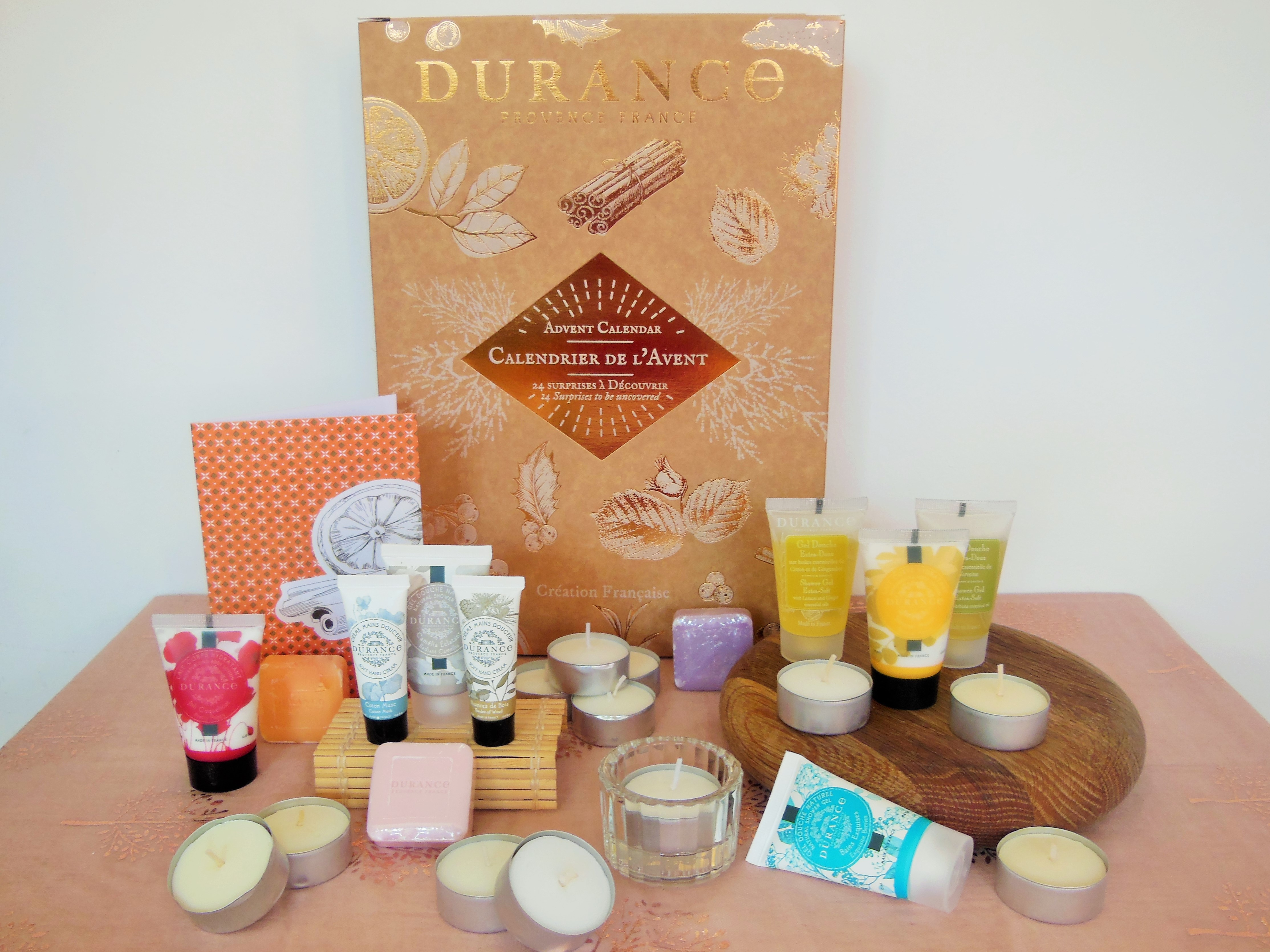 Calendrier Durance Durance Advent Calendar Review Fresh Beauty Fix