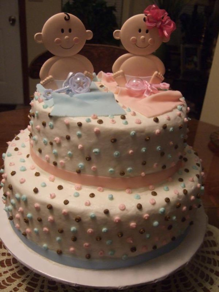 Baby Pram Pillow 40 Creative Baby Shower Cakes And Ideas