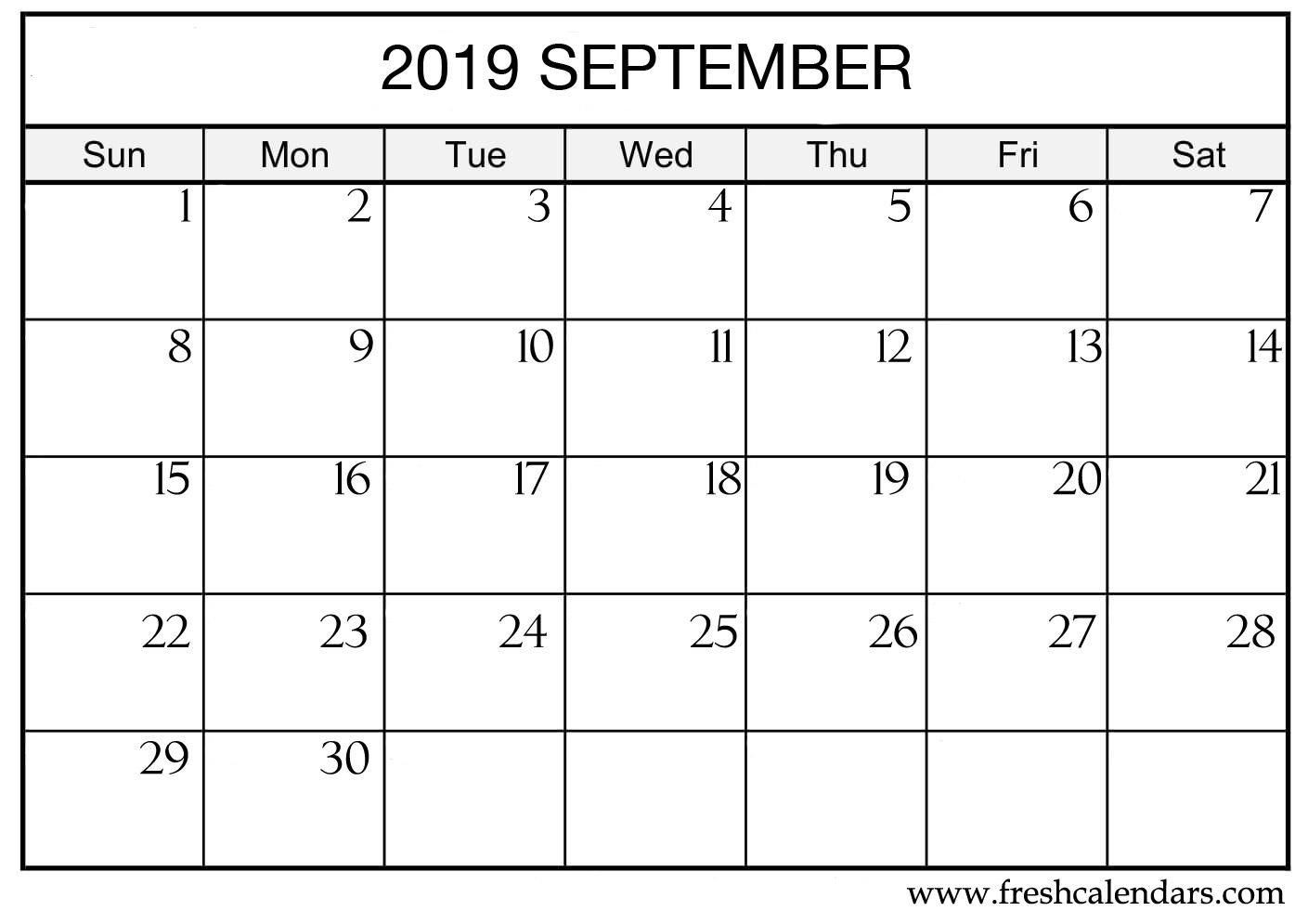 spanish calendar november 2019