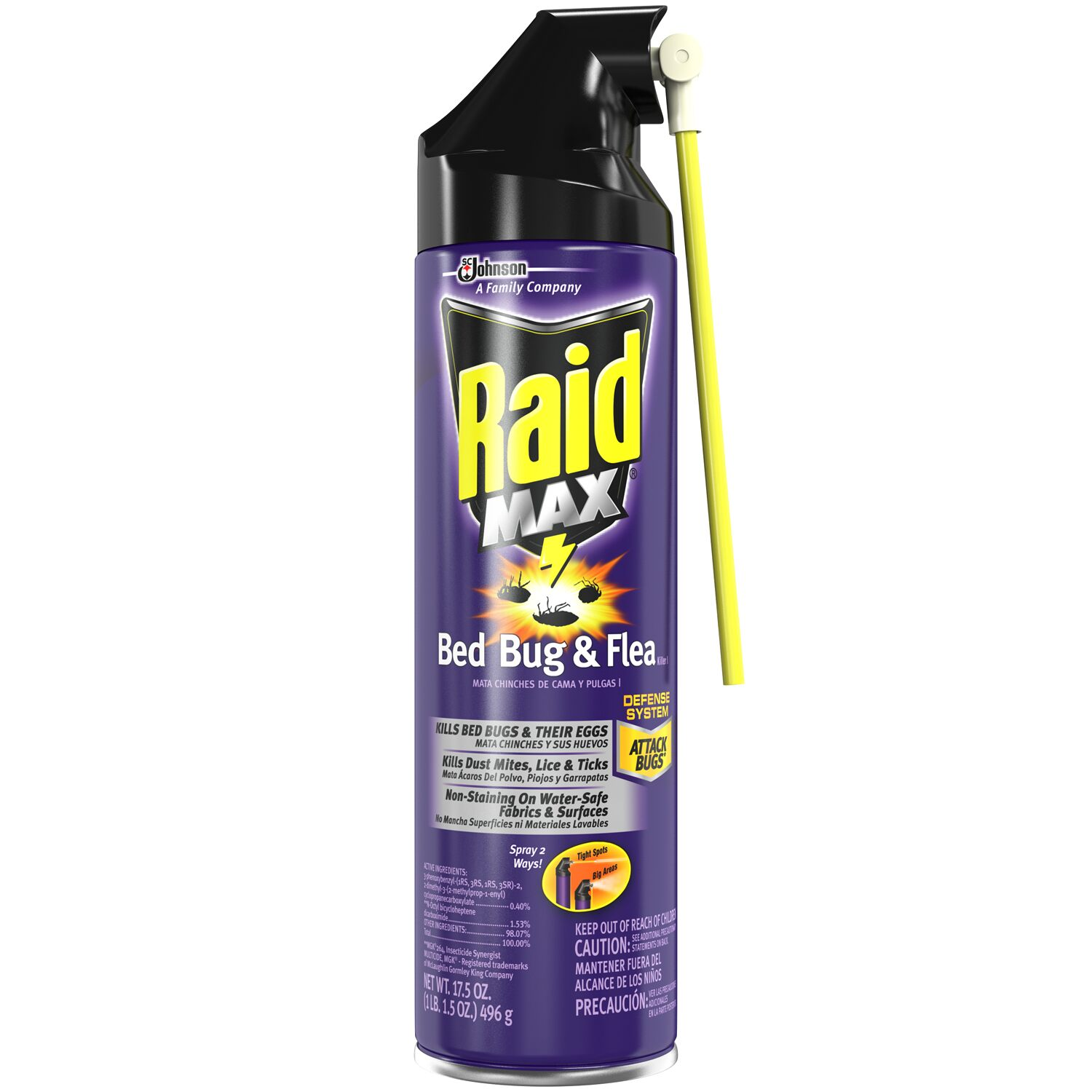 Sprays For Bed Bugs Order Raid Bed Bug Flea Killing Spray Fast Delivery