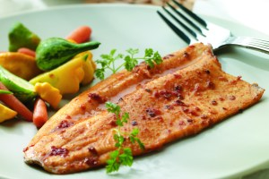 Grilled Southwestern Rainbow Trout