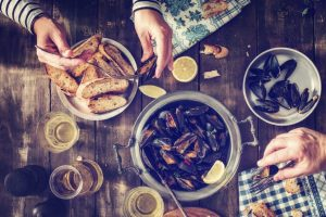 How to Put the NFI Seafood Meal Plan Into Action