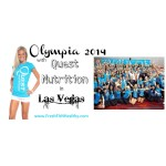 Olympia 2014 in Vegas with Quest Nutrition