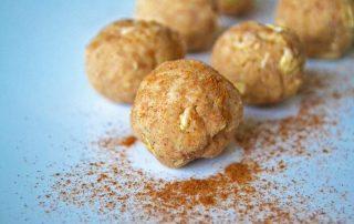 snickerdoodle protein cookies