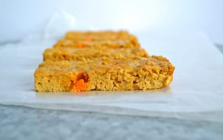 pumpkin protein bar