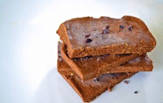 diy vegan protein bar