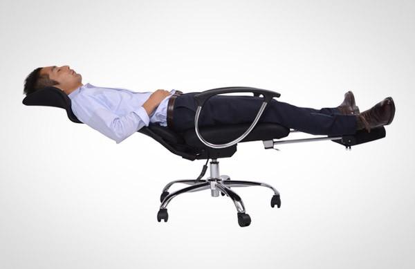 Desk Chair For Sleepy Workers Omdat Een Middagdutje Gezond Is
