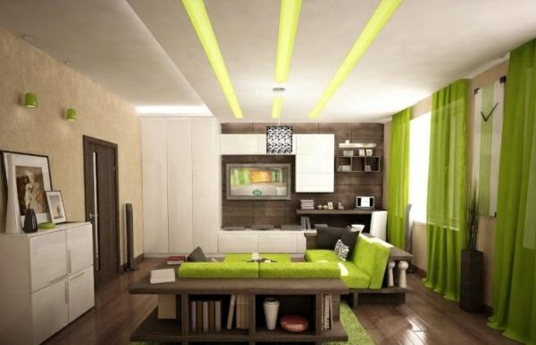 Wohnzimmer Einrichten Grün rheumri - wohnzimmer bilder grun