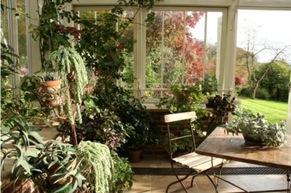Stunning Pflanzen Wintergarten Design Ideen Photos - Amazing Home ...