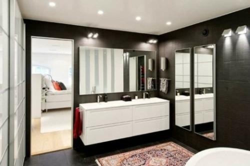 Schön Nsrpa Babyzimmer Im Wohnzimmer, Planung Badezimmer Ideen   Bad Design  Geometrische Asthetik Giano Serie Rexa