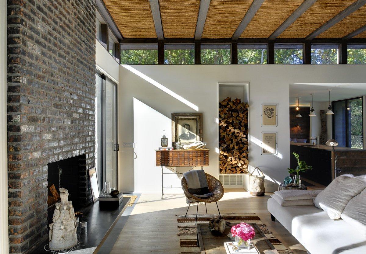 Ess wohnzimmer ideen wohn ideen kleinem trennen raum offen optisch klein leuchte - Schiebevorhange wohnzimmer modern ...