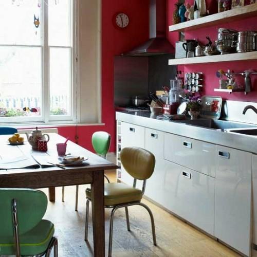 Nauhuri Küche Einrichten Vintage ~ Neuesten Design   Retro Kuche  Einrichtungstipps Ideen