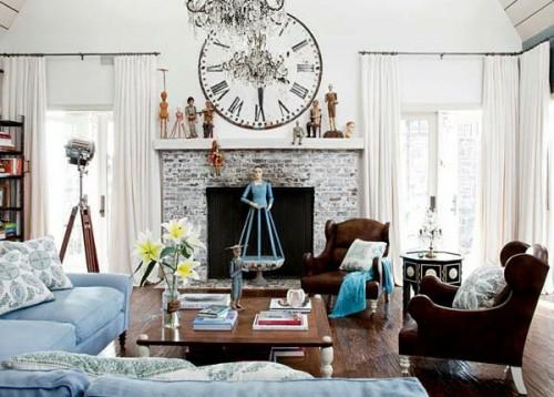 wohnzimmer deko ideen blau | designde.paasprovider.com
