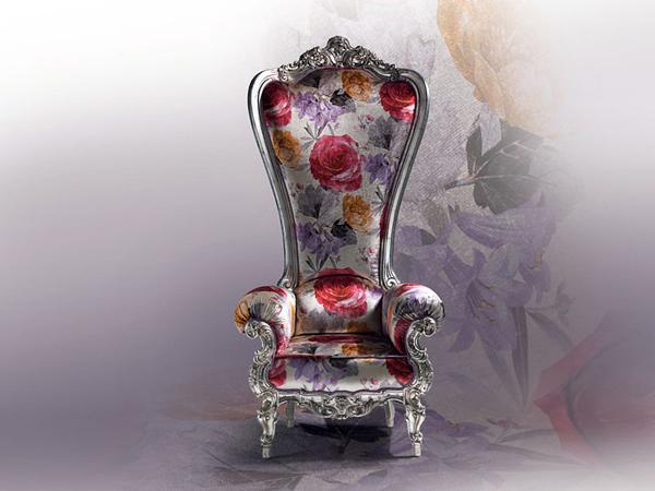 Koniglicher Sessel ...