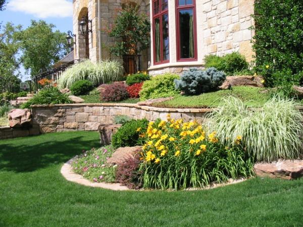 7 Garten Gestaltung Tipps für Anfänger - angenehm und praktisch - gartengestaltung tipps