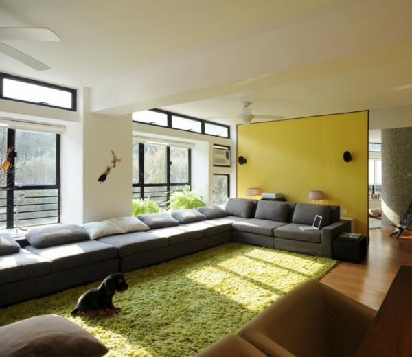 Teppich Wohnzimmer Grun | Node2011-Hausdesign.Paasprovider.Com