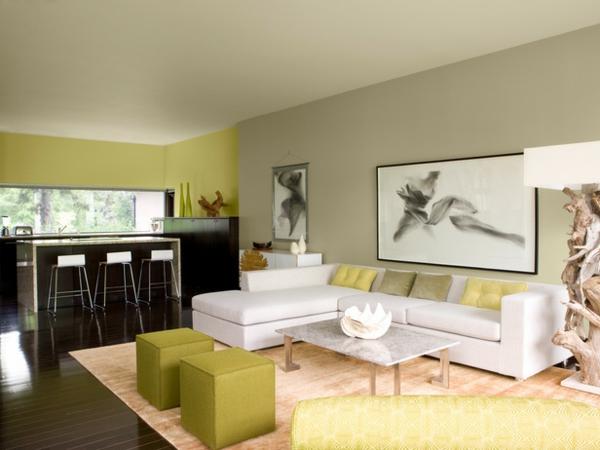 Kaffeetisch aus Metall mit futuristischem Design Wohnzimmer - welche farbe für wohnzimmer