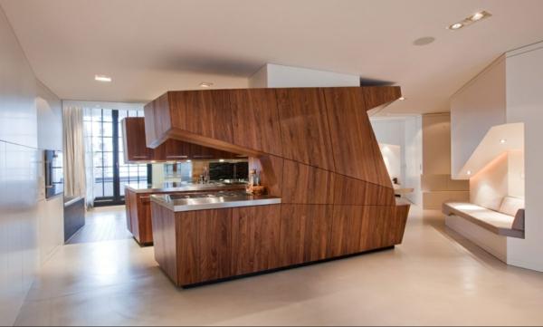 Die Küche neu gestalten - 41 Auffallende Küchen Design Ideen - moderne kuche gestalten