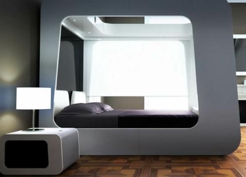 Emejing Top 5 Nachttisch Designs Schlafzimmer Pictures - House - designer nachttische schlafzimmer