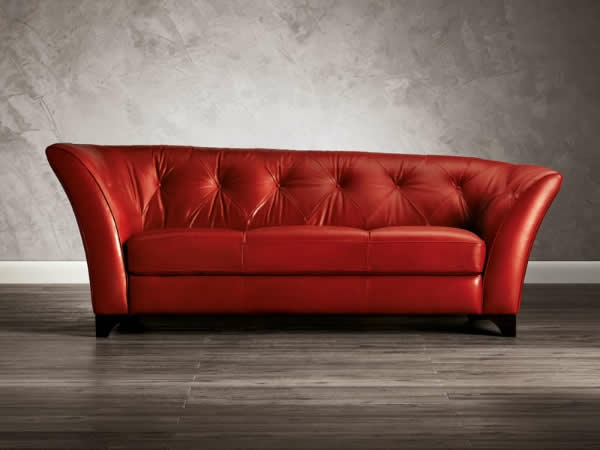 2er Couch Luxus Designer Sofa - Ein Bisschen Hollywood Drama In
