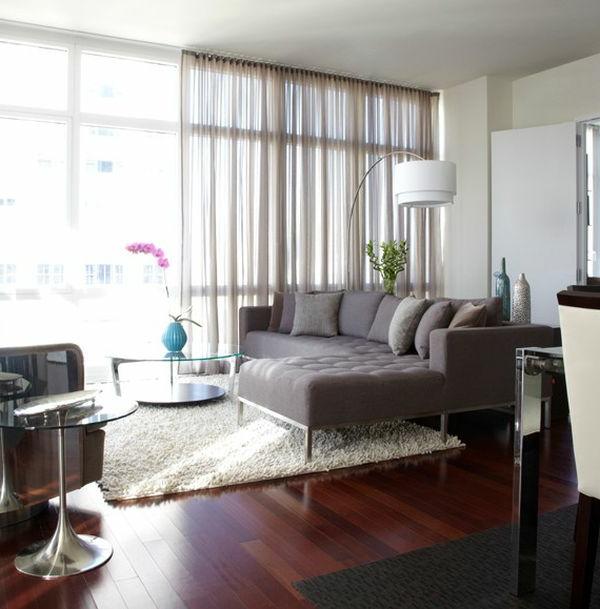 Große Wohnzimmer Lampe | 22 Leuchten Und Lampen Design Ideen ...