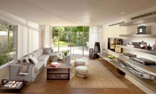 Luxus Wohnzimmer einrichten - 70 moderne Einrichtungsideen - groses wohnzimmer einrichten