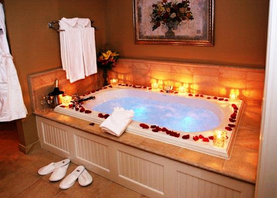 Badezimmer Mit Whirlpool - Design