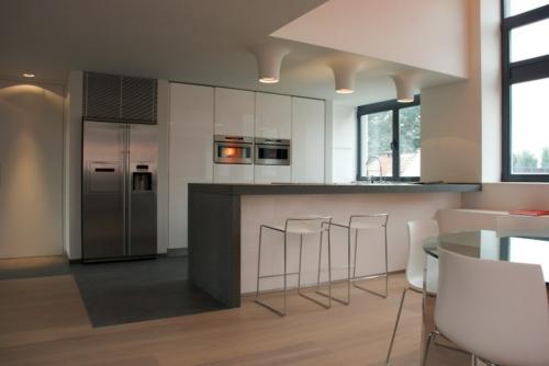 15 Einrichtungsideen für offene Räume -einen Raum ohne Wände gestalten - inneneinrichtungsideen wohnzimmer kuche