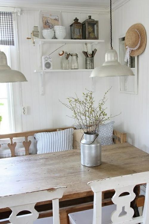 Landhausstil Kuche Einrichtung Ideen u2013 dogmatiseinfo - zauberhafte kuche landhausstil einrichten