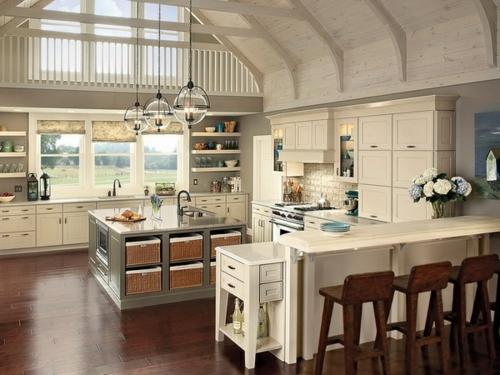 Zauberhafte Kuche Landhausstil Einrichten - Design - zauberhafte kuche landhausstil einrichten