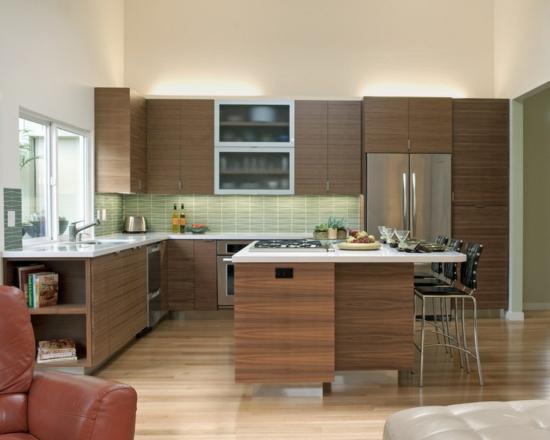▷ neue wandfarben für die küche - streichen sie ihre küche frisch ...