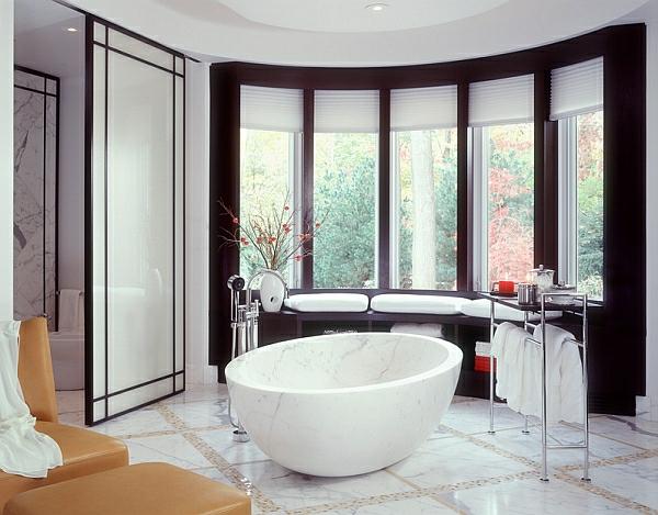 design#5001952: freistehende badewanne raffinierten look ...