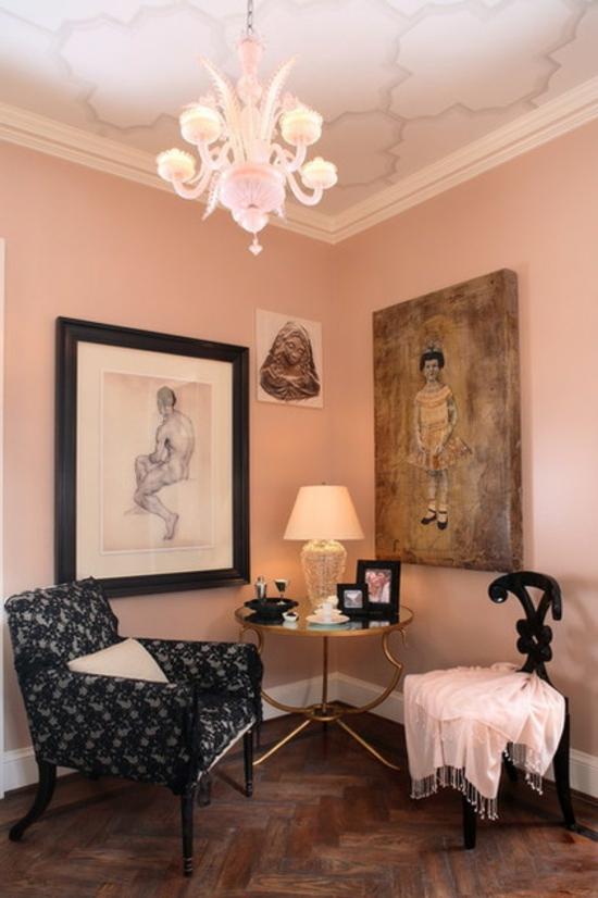 best rosa wandfarbe wohnzimmer ideas - ghostwire - ghostwire | hwsc.us - Rosa Wandfarbe Wohnzimmer