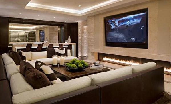 wohnzimmer einrichten grau schwarz - design more info