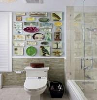 Wanddeko mit Tellern - Was macht der Essteller an der Wand?