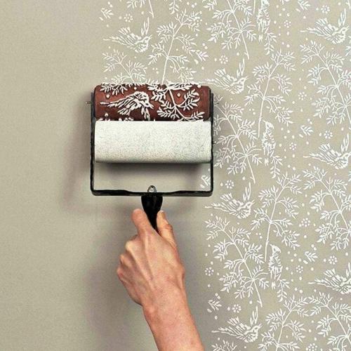 25 coole Wandmuster Ideen - Wanddekoration selbst basteln - zimmer malen ideen