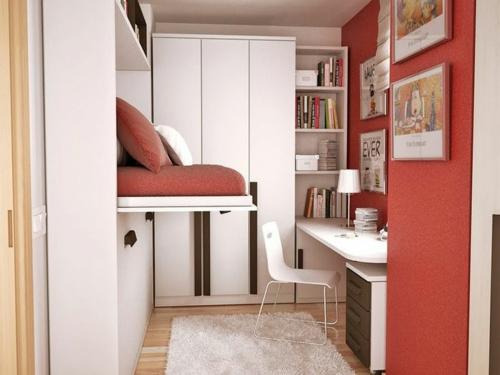Platzsparende Einrichtung Von Messe Wohnung Zimmer ...