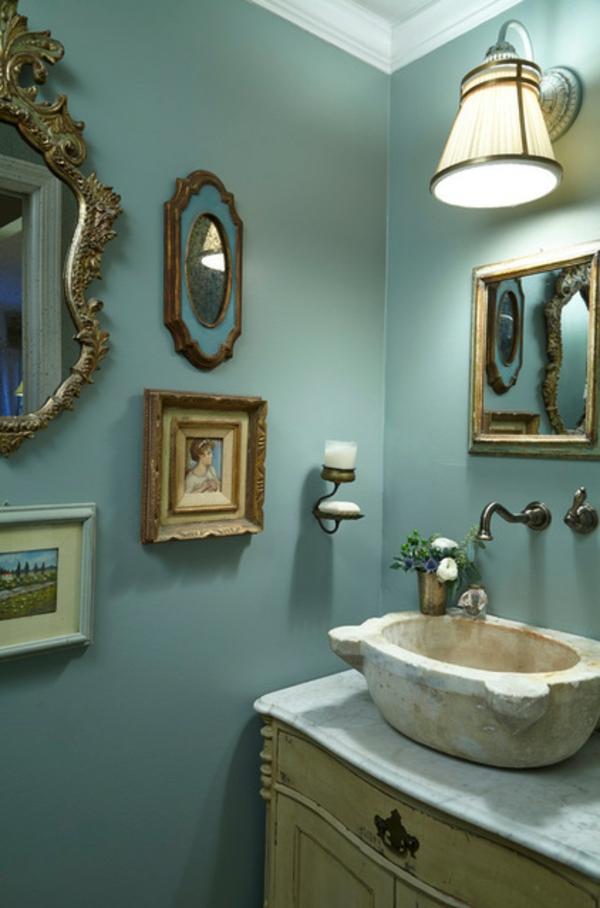12 Wohnideen Für Luxus Badezimmer Deko   Badezimmer Wanddeko