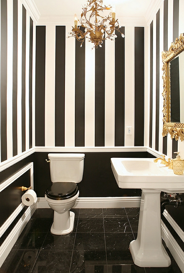 ... Schwarz Goldene Fliesen ~ Alle Ideen Für Ihr Haus Design Und Möbel   Badezimmer  Gold ... Nice Look