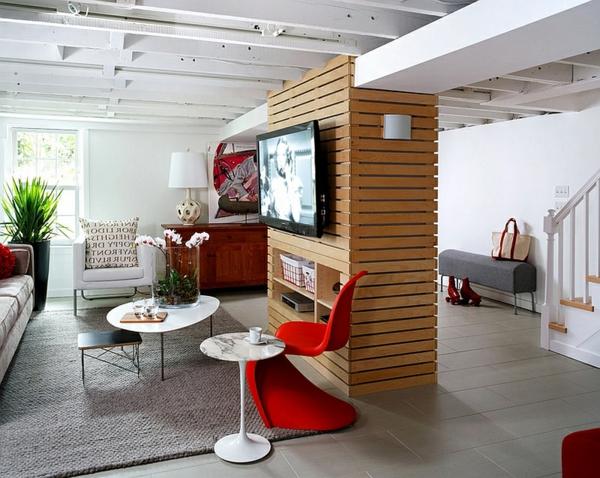 Ziemlich Interieur Gestaltung Wohung Klein Bilder Galerie - Die ...