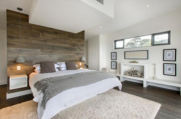 Das Schlafzimmer minimalistisch einrichten - 50 Schlafzimmer Ideen - gestaltung schlafzimmer ideen