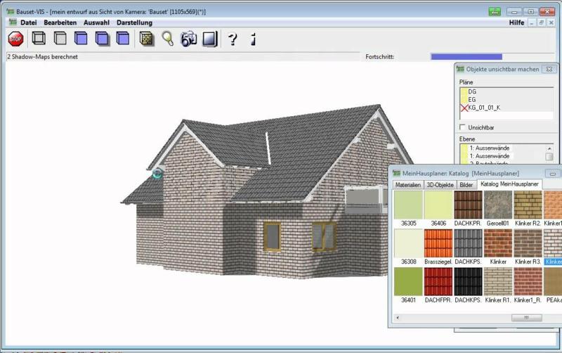 3D Hausplaner kostenlos erwerben - meinHausplaner - badezimmer 3d planer kostenlos