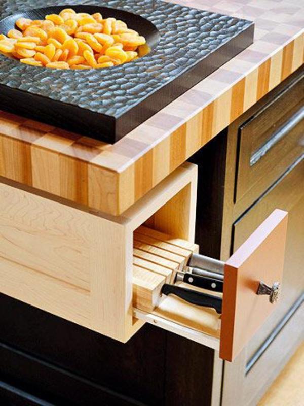 Schubladen Organizer Küche Teller
