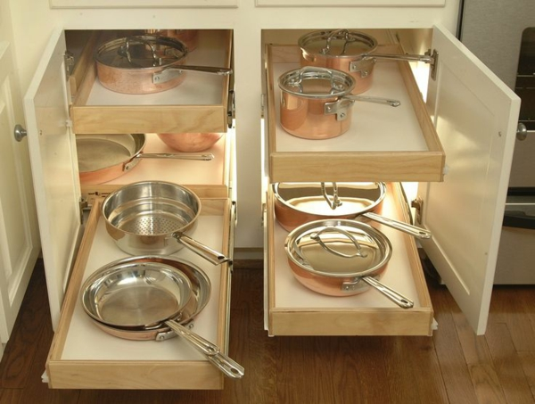 Schubladen Organizer Küche Gewürze