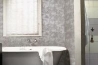 Feuchtraumtapete frs Bad - Verschnern Sie Ihr Badezimmer