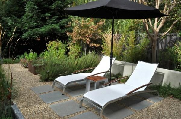 Ideen Für Garten Lounge ~ Kreative Ideen für Innendekoration und - lounge gartenmobel 22 interessante ideen fur paradiesischen garten
