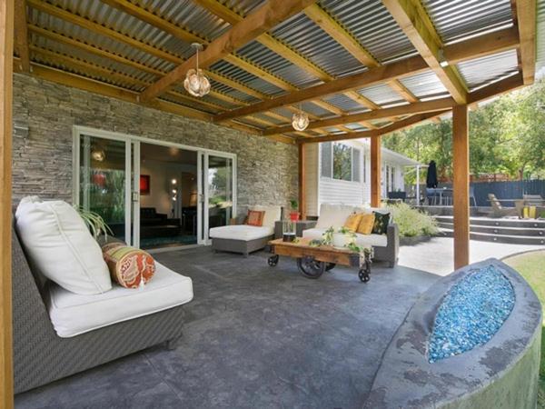 Terrassengestaltung Beispiele - 40 inspirierende Ideen - terrassengestaltung beispiele