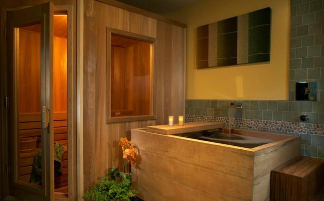Das moderne badezimmer wellness design  Das Moderne Badezimmer Wellness Design. wellness badezimmer ideen ...