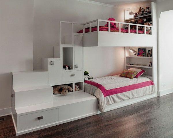 Jugendzimmer Design Mädchen Mit Hochbett Jugendzimmer Mdchen Hochbett 35. Jugendzimmer  Mädchen Hochbett